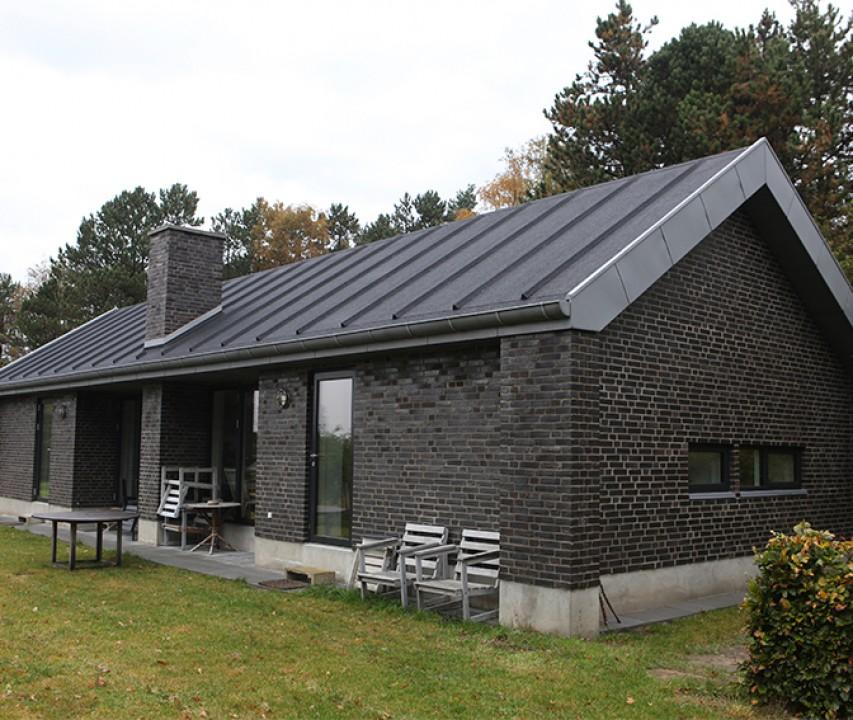 Passiv-sommerhus i Knebel